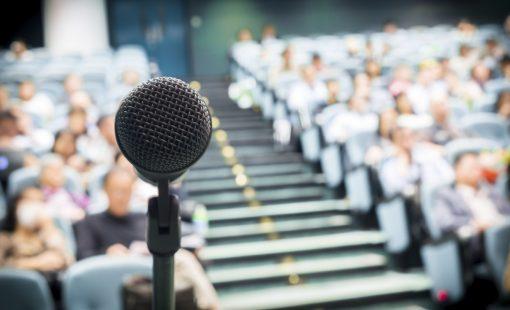 Public Speaker 1